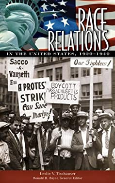 Race Relations in the United States, 1920-1940 9780313338489