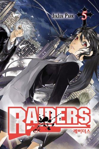 Raiders, Volume 5 9780316119542