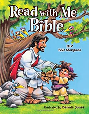 Read with Me Bible, NIRV: NIRV Bible Storybook 9780310920083