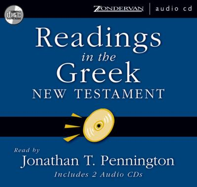 Readings in the Greek New Testament: Includes 2 Audio CDs 9780310253228