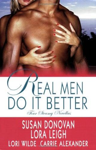 Real Men Do It Better 9780312359799
