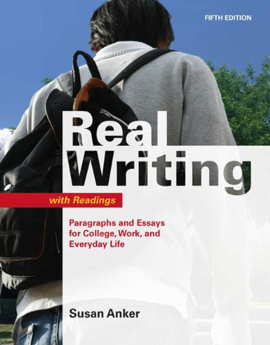 real essays with readings 4th edition pdf