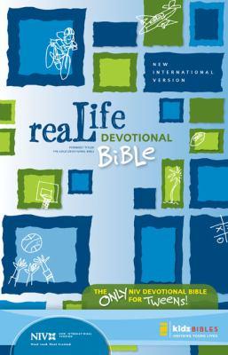 Realife Devotional Bible-NIV 9780310716846