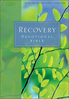 Recovery Devotional Bible-NIV 9780310936756