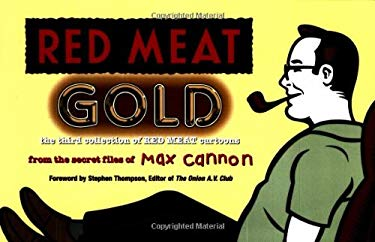 Red Meat Gold 9780312330149