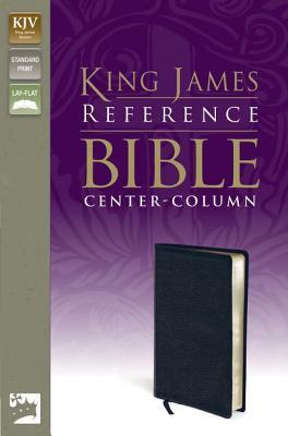 Reference Bible-KJV-Center Column 9780310931850