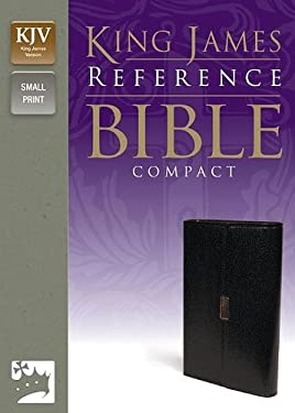Reference Bible-KJV-Compact 9780310931997