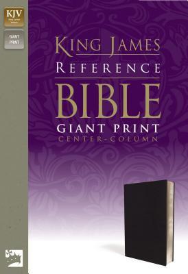 Reference Bible-KJV-Giant Print Center Column 9780310931737