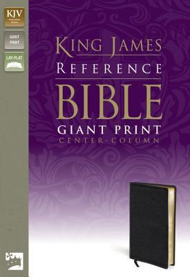 Reference Bible-KJV-Giant Print Center Column 9780310931744