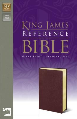 Reference Bible-KJV-Giant Print Personal Size 9780310931928