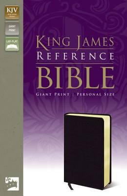 Reference Bible-KJV-Giant Print Personal Size 9780310931966