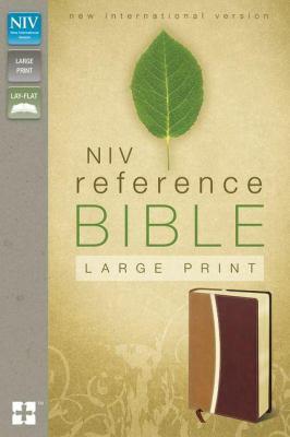 Reference Bible-NIV-Large Print 9780310434832