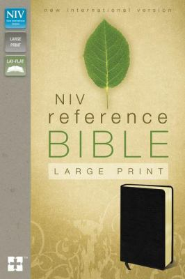 Reference Bible-NIV-Large Print 9780310434887