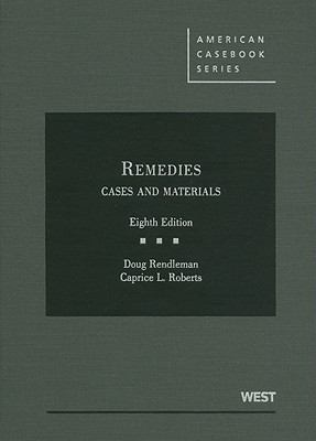 Remedies: Cases and Materials 9780314264664