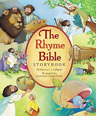Rhyme Bible Storybook 9780310726029