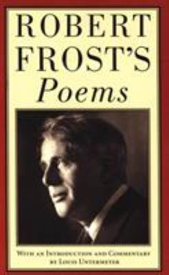 Robert Frost's Poems 9780312983321