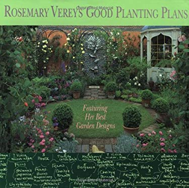 Rosemary Verey's Good Planting Plans 9780316899826
