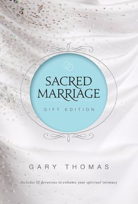 Sacred Marriage 9780310332947
