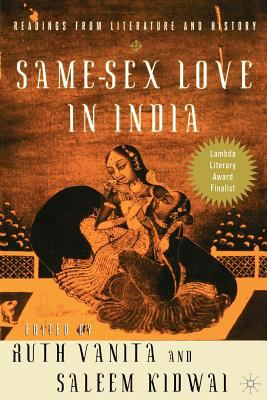 Same-Sex Love in India: Readings from Literature and History 9780312293246