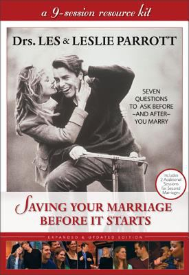 Saving Your Marriage Before It Starts: Seven Questions to Ask Before--And After--You Marry 9780310271802