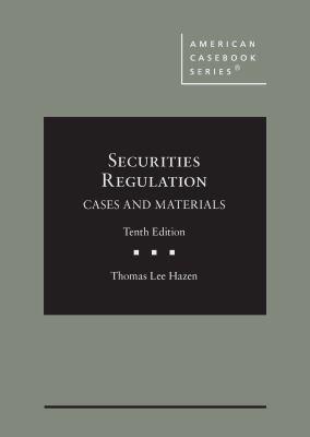 Hazen's Securities Regulation in a Nutshell, 10th 9780314187987