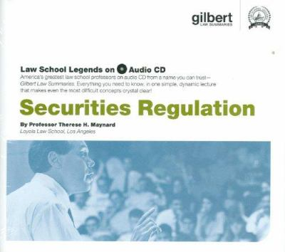Securities Regulations 9780314161147
