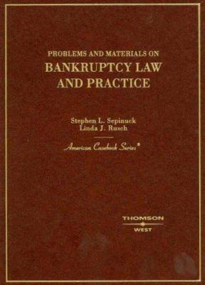 Problems and Materials on Bankruptcy Law and Practice 9780314171740