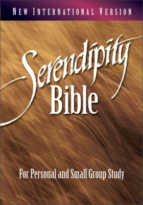 Serendipity Bible-NIV: For Personal and Small Group Study 9780310937326