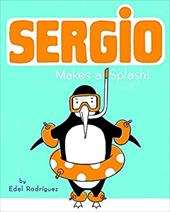 Sergio Makes a Splash!
