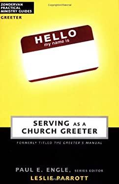 Serving as a Church Greeter 9780310247647