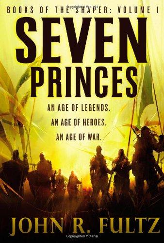 Seven Princes 9780316187862