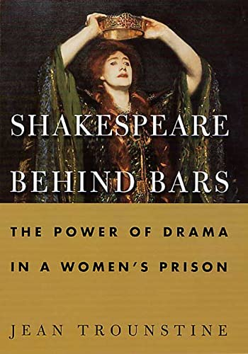Shakespeare Behind Bars 9780312246600