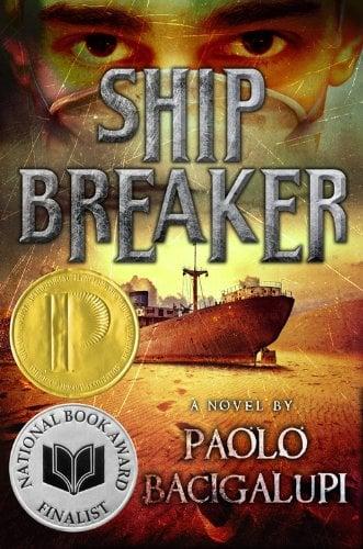 Ship Breaker 9780316056199