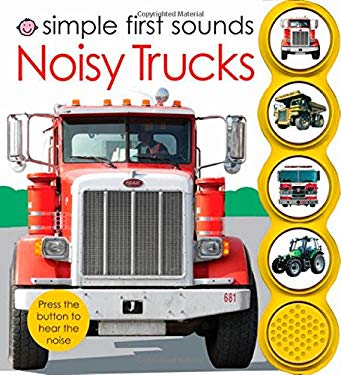 Noisy Trucks 9780312509248