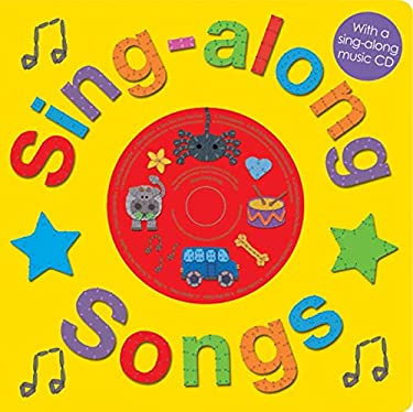 Sing-Along Songs [With CD (Audio)] 9780312506483