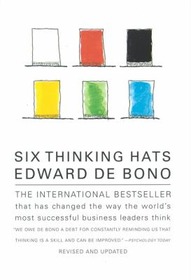Six Thinking Hats: An Essential Approach to Business Management 9780316178310