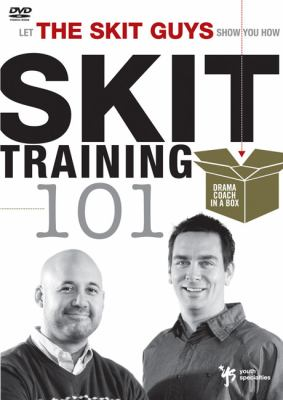 Skit Training 101: Drama Coach in a Box 9780310277033