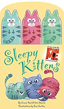 Sleepy Kittens [With 3 Finger Puppets]