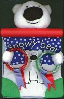 Snowy Bear [With Squeaker and Teether] 9780312497873