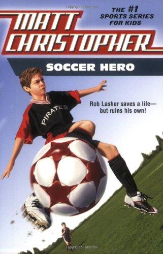 Soccer Hero 9780316113458