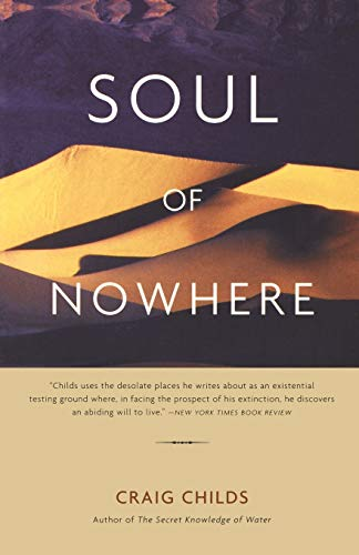 Soul of Nowhere 9780316735889