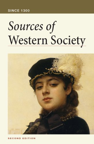 Sources of Western Society: Since 1300 9780312640781
