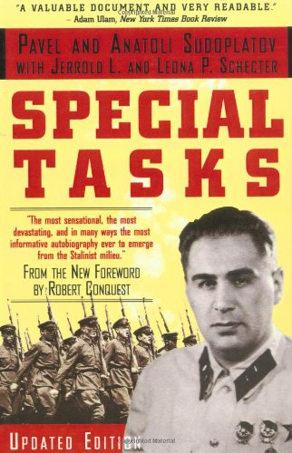 Special Tasks: The Memoirs of an Unwanted Witness--A Soviet Spymaster 9780316821155