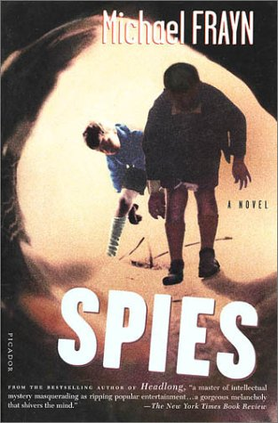 Spies 9780312421175
