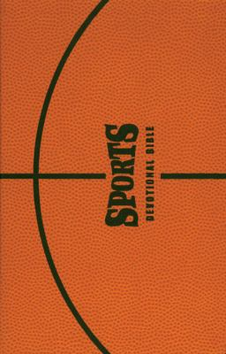 Sports Devotional Bible-NIV-Basketball 9780310935551