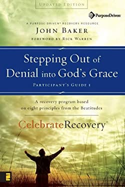 Stepping Out of Denial Into God's Grace 9780310268345