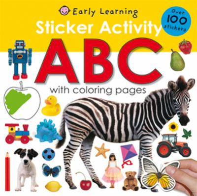 Sticker Activity: ABC [With Over 100 Stickers] 9780312504830