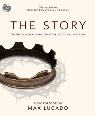 The Story, NIV: The Bible as One Continuing Story of God and His People 9780310421771