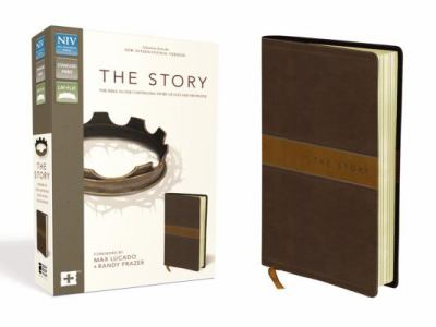 The Story: The Bible as One Continuing Story of God and His People 9780310950981