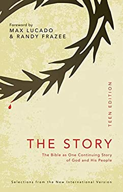 The Story: Teen: The Bible as One Continuing Story of God and His People 9780310722809